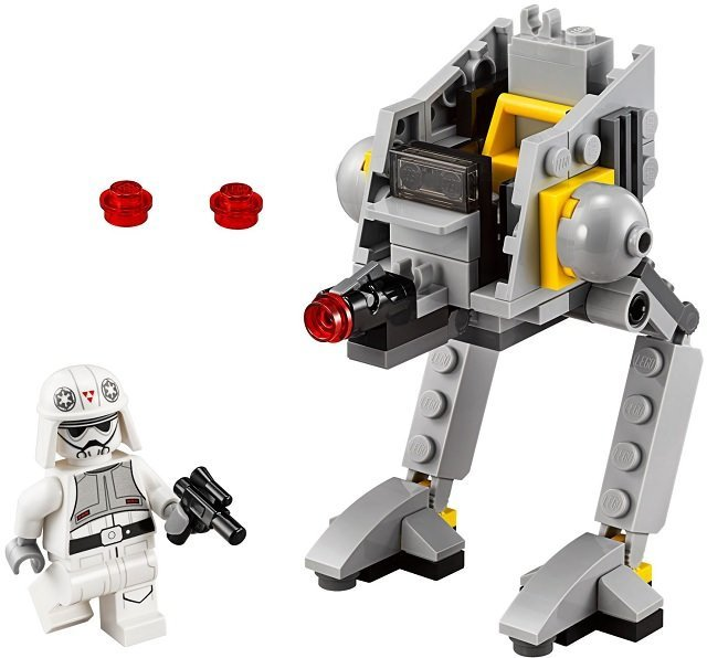 AT-DP Microfighter ( Lego 75130 ) imagen a
