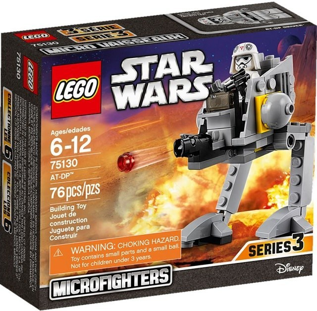 AT-DP Microfighter ( Lego 75130 ) imagen d
