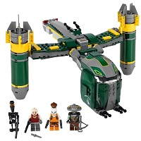 Bounty Hunter Asault Gunship