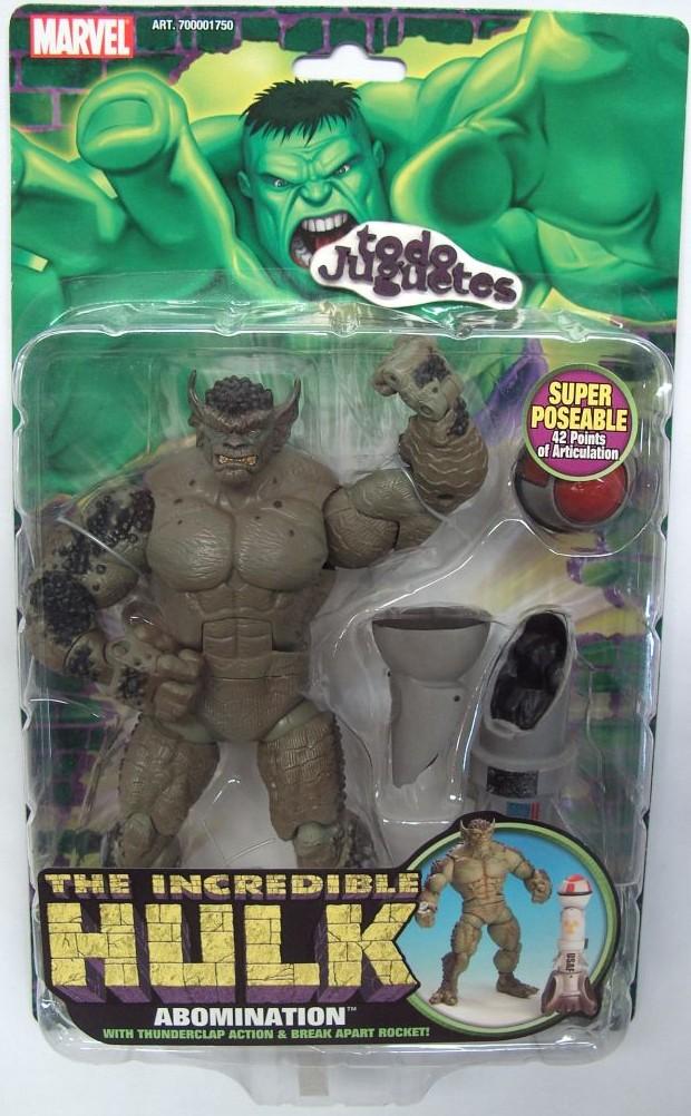 Abomination De Hulk Vs Abomination Vs Juguetes Hulk Juguetes De QCtdshrx
