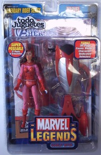 Serie Legendary Rider Scarlet Witch