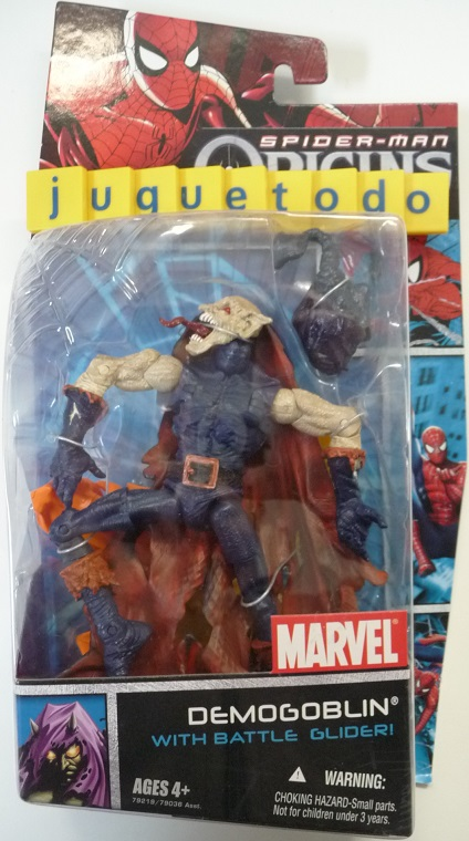 DemoGoblin with Battle Glider ( Marvel 79219 ) imagen a