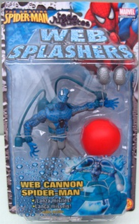 Web Splasher Spideman Web Cannon