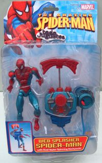 SpiderMan Web Splasher