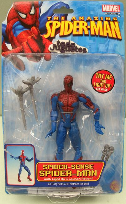 SpiderMan Spider-Sense