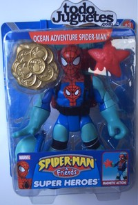 Ocean Aventure SpiderMan