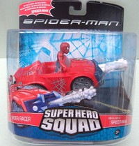 SuperHero Squad Spider Racers