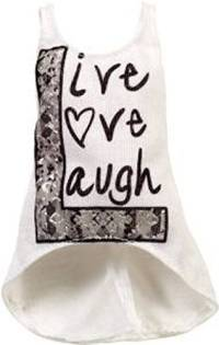 Complementos Camiseta Live Love Laugh
