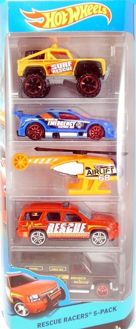 Rescue Racers Ford GM