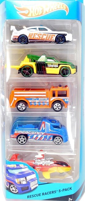 Rescue Racers Dodge