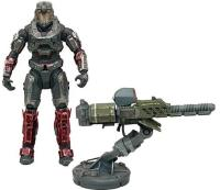 Halo Reach. Gaus Cannon with Spartan Operator