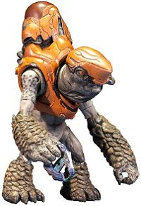 Halo 4. Serie 1. Grunt Storm