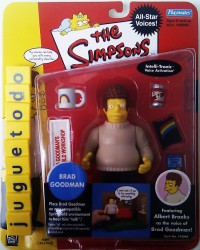 The Simpsons Brad Goodman