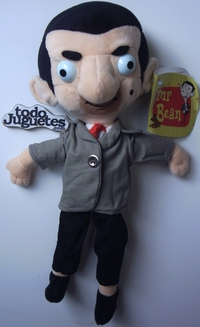 Peluche Mr. Bean