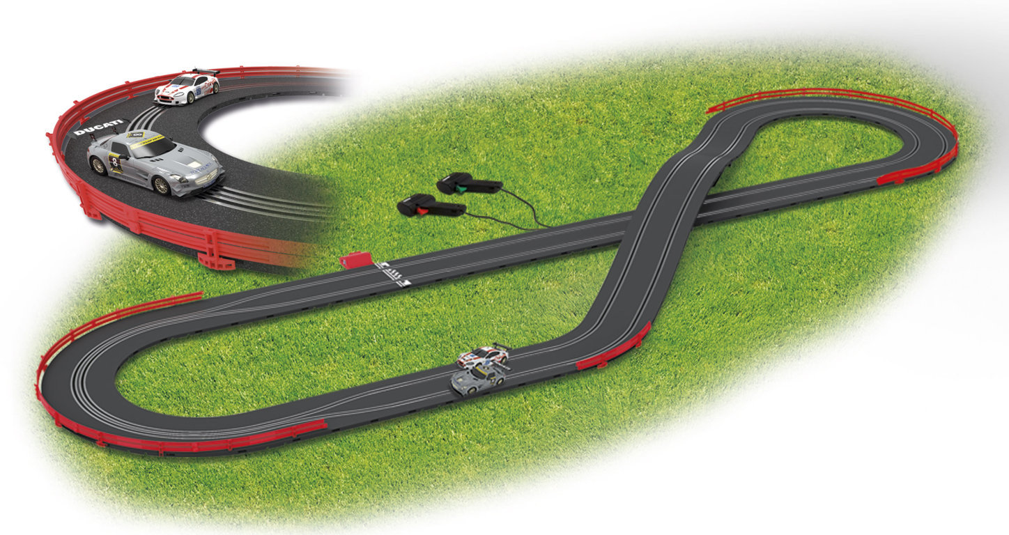 Circuito C3 Adrenaline Cup ( Scalextric A10130S500 ) imagen c